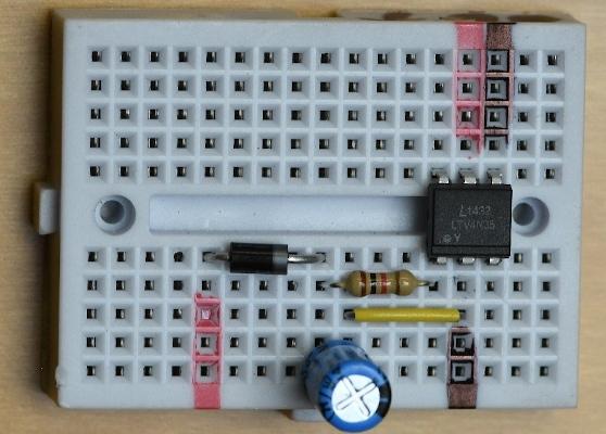 testing optocoupler